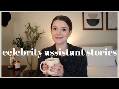I was a Celebrity Personal Assistant  | My BEST Stories