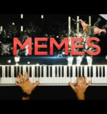 MEME SONGS ON PIANO