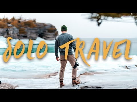 Travelling ALONE! | Solo Travel Tips for First Time Travellers