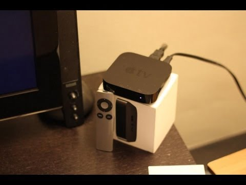 Air Play | Apple TV | Set up | Mirroring Screen from iPAD to TV |