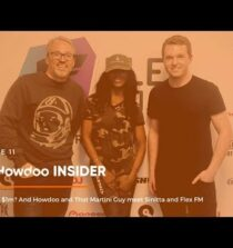 Howdoo Insider: Ep 11 | Bitcoin is going to $1m & the Howdoo Radio Show with That Martini Guy