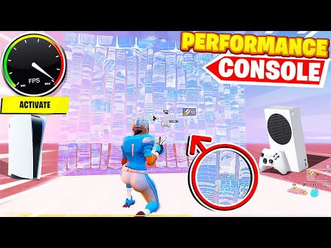How to Get PERFORMANCE MODE On Console! (XBOX/PS4/PC/PS5/SWITCH)