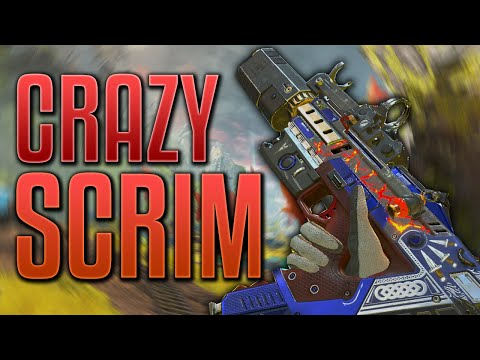 CRAZIEST SCRIM GAME | NRG ACEU