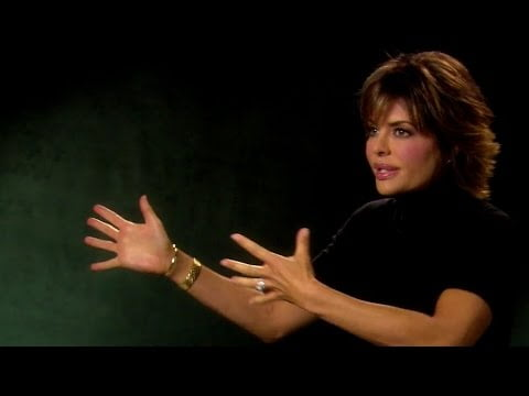Actress Lisa Rinna — I believe in ghosts | Celebrity Ghost Stories