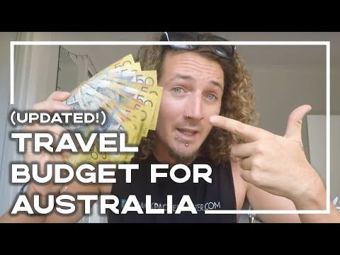 Travelling Australia – How Much Do YOU Need To Budget? (2020 UPDATE!) 🇦🇺 | Stoked For Travel