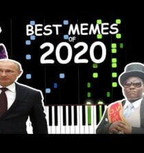 BEST Meme Songs of 2020 on Piano (Epic Piano Memes Compilation)