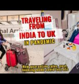 Travelling from INDIA to UK in Pandemic, New rules, Complete guide + Business Class Experience!
