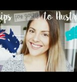10 PRACTICAL TIPS FOR TRAVELLING TO AUSTRALIA!