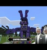 Best of Astronomia Coffin Meme in Minecraft (FNAF Edition)