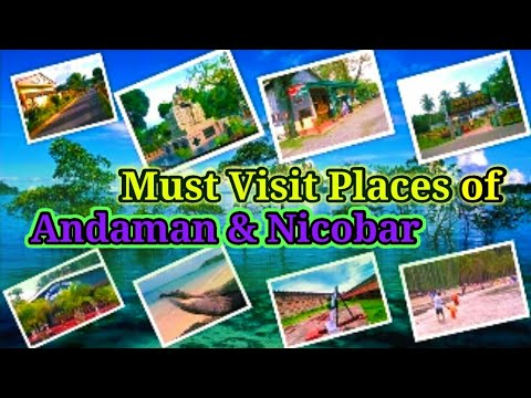 Andaman|best tourist places|top 10|travelling guide