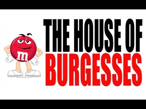 The House of Burgesses Explained