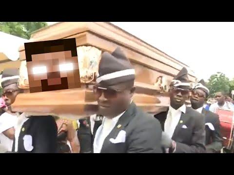 Best of Astronomia Coffin Meme in Minecraft Compilation 1