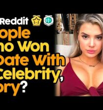 People Who Won A Date With A Celebrity, Story?