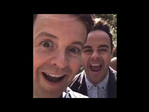 Ant and Dec's Instagram Stories – I'm A Celebrity 2019
