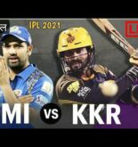 LIVE – IPL 2021 Live Score, KKR vs MI Live Cricket match highlights today, live score updates