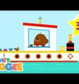 Tourist Time with Duggee! – 20 Minutes – Duggee's Best Bits – Hey Duggee