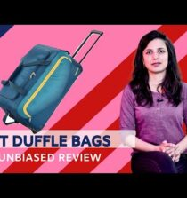 ✅ Top 5: Best Duffle Bags in India With Price | Travelling Bags Review