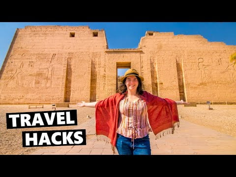 7 Must-Know Tips To Get The Most Out Of Travelling To Egypt!