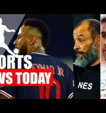 Sports News Today – Neymar sent off