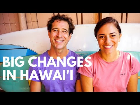 What It's Like to Travel to Hawaii Right Now | Tips for visiting a busy Hawaii in 2021