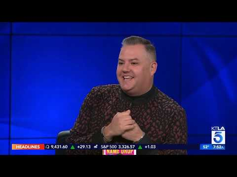 """RuPaul's Drag Race"" Judge Ross Mathews Spills All His Celebrity Stories in His New Book ""Name Drop"""
