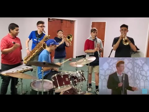 Meme Songs Played by Band Kids-Part 1