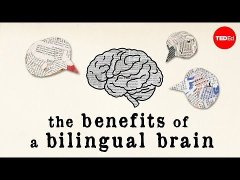 The benefits of a bilingual brain – Mia Nacamulli