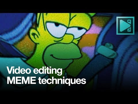 How to make a meme video: 3 editing techniques