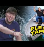 Waterproofing My Life With FLEX TAPE – JonTron