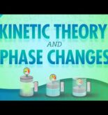 Kinetic Theory and Phase Changes: Crash Course Physics #21