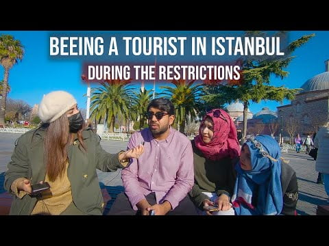 Travelling Turkey During the Pandemic | SHOULD YOU VISIT? ISTANBUL 2021