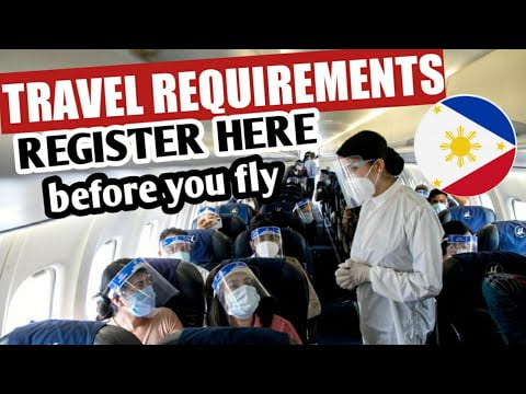 NEW TRAVEL REQUIREMENTS & ONLINE REGISTRATIONS FOR TRAVEL TO THE PHILIPPINES 2021 OFWS & NON-OFWS