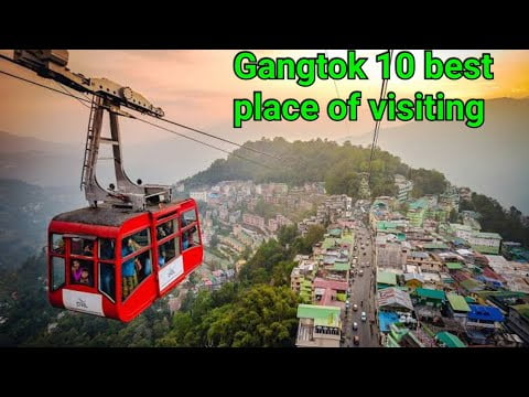 10 Best Places to Visit Gangtok || Travelling With Allen Guide ||