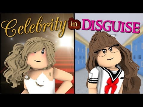 ROBLOX MOVIE – Celebrity in Disguise