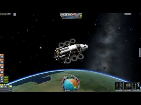 Kerbal Space Program – Travelling To Other Planets – Tutorial For Beginners