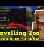 Travelling Zoo Event (Complete Guide) In Skyblock