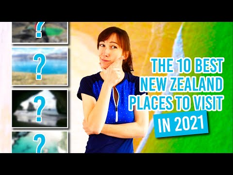 The Best Places to Visit in New Zealand in 2021 – NZPocketGuide.com