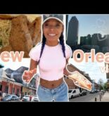 travel vlog: New Orleans (yummy food, scenic views, and good times)