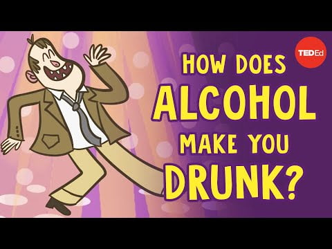 How does alcohol make you drunk? – Judy Grisel