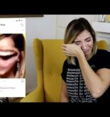 """Gabbie Hanna Reacts to the """"Monster"""" Meme"""