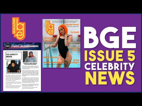 BGE Celebrity News Issue 5