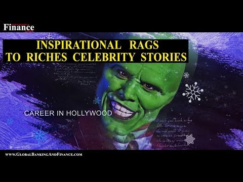 5 Inspirational Rags to Riches Celebrity Stories | Celebrities who Grew from Nothing