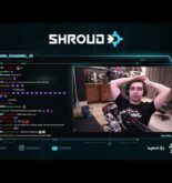 Shroud Staring at Chat for whole 60 Seconds