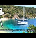 Sailing the Mediterranean Sea – Travelling West to East – Best of Video Highlights 2019 pt01  #059