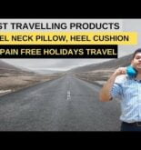 5 Best Products For Pain Free Travelling, TRAVEL HACKS, Travel Pillow, NECK REST, Holiday Hacks