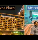 My Stay at Crowne Plaza | 5 Star Hotel | Travelling Paaji | Ahmedabad