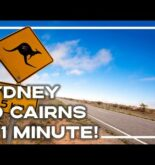 Travelling East Coast Australia – Sydney To Cairns In 1 Minute! 🇦🇺 (Inc Top Tours)
