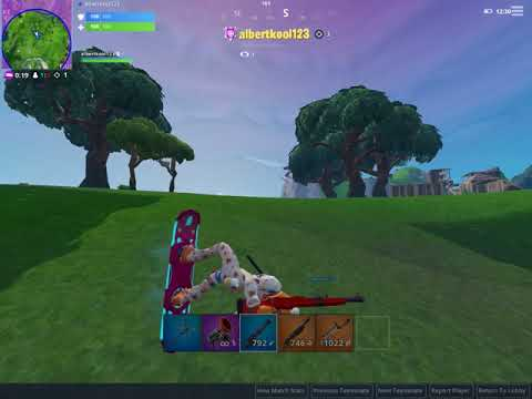 The biggest clutch in Fortnite history