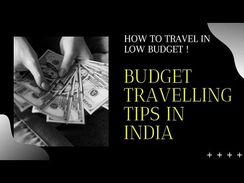 Budget travelling in india🔥 how to travel in low budget full guide in hindi!!