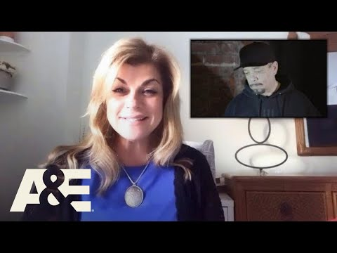 Psychic Medium Kim Russo Reacts to Ice T & Coco Celebrity Ghost Stories Premiere | A&E